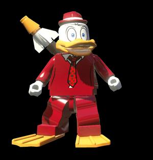 Howard the Duck (Lego Marvel)