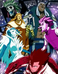The Oración Seis team