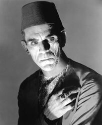 Imhotep (Boris Karloff)