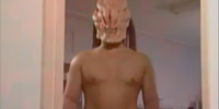 Alien Tentacle Monster