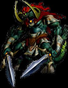 331px-Ganon Artwork (Ocarina of Time)
