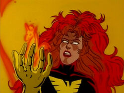 Dark Phoenix animated