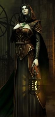 Carmilla Lords of Shadow 2