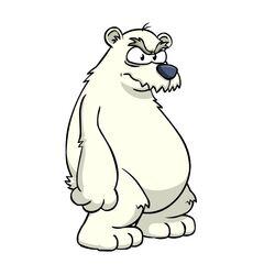 Grouchy Herbert P. Bear