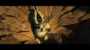 Kung Fu Panda 3 - Kai vs Oogway HD1080i