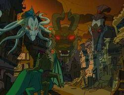 Spirits of the 8 Demon Sorcerers