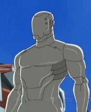 Super Adaptoid Animated II