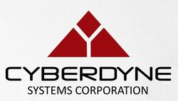 The Cyberdyne Systems Corporation Logotype