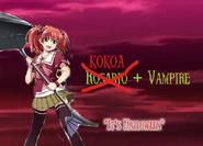 Kokoa + Vampire