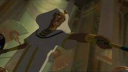 Pharaoh Seti I