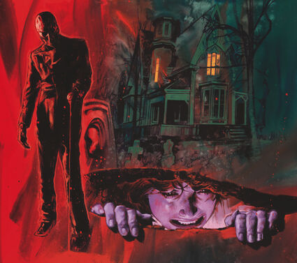 The House by the Cemetery Original Soundtrack LP