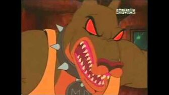 "Admirable Animation 03 ""The Mask"" Courage-0"