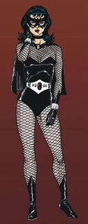 BlackWidow (1st Costume)