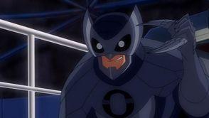 Owlman's Evil Grin