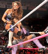 Evil Eve vs Layla @ NOC 2012