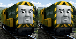 'Arry and Bert in full CGI
