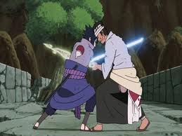 File:Sasuke vs Danzo.jpg