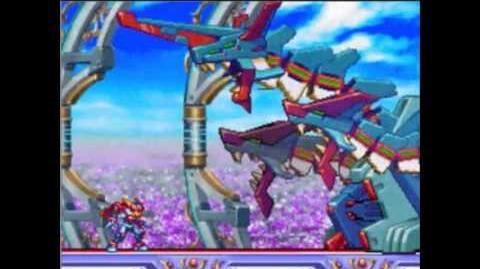 Mega Man ZX Advent Soul Ablaze