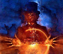 Mr. G.M. Dark's Pandemonium Carnival