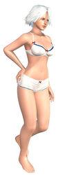 White Bikini Christie