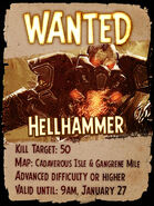 Newspost Hellhammer Active