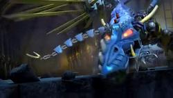 Dragon Bolt in Hero Factory