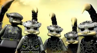 Scorpion Tribe's Soldiers