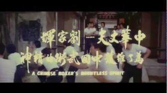 Heroes of the East (Zhong hua zhang fu) Trailer