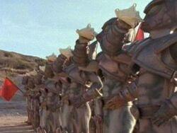 Piranhatron Troops