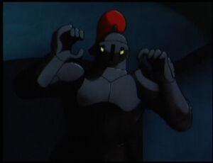 Scooby-doo black knight