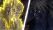 Laxus vs. Tempesta