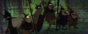 Maleficent's Goons