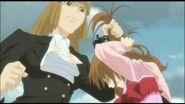 Maria Ushiromiya gets the hand (Multi-Slap)