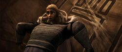 Adi Gallia's Death (Clone Wars)