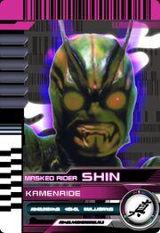 Kamen Ride Shin
