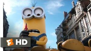 Minions (9 10) Movie CLIP - Kevin Saves the Day (2015) HD