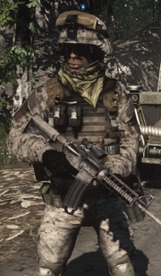 BF3 Cole