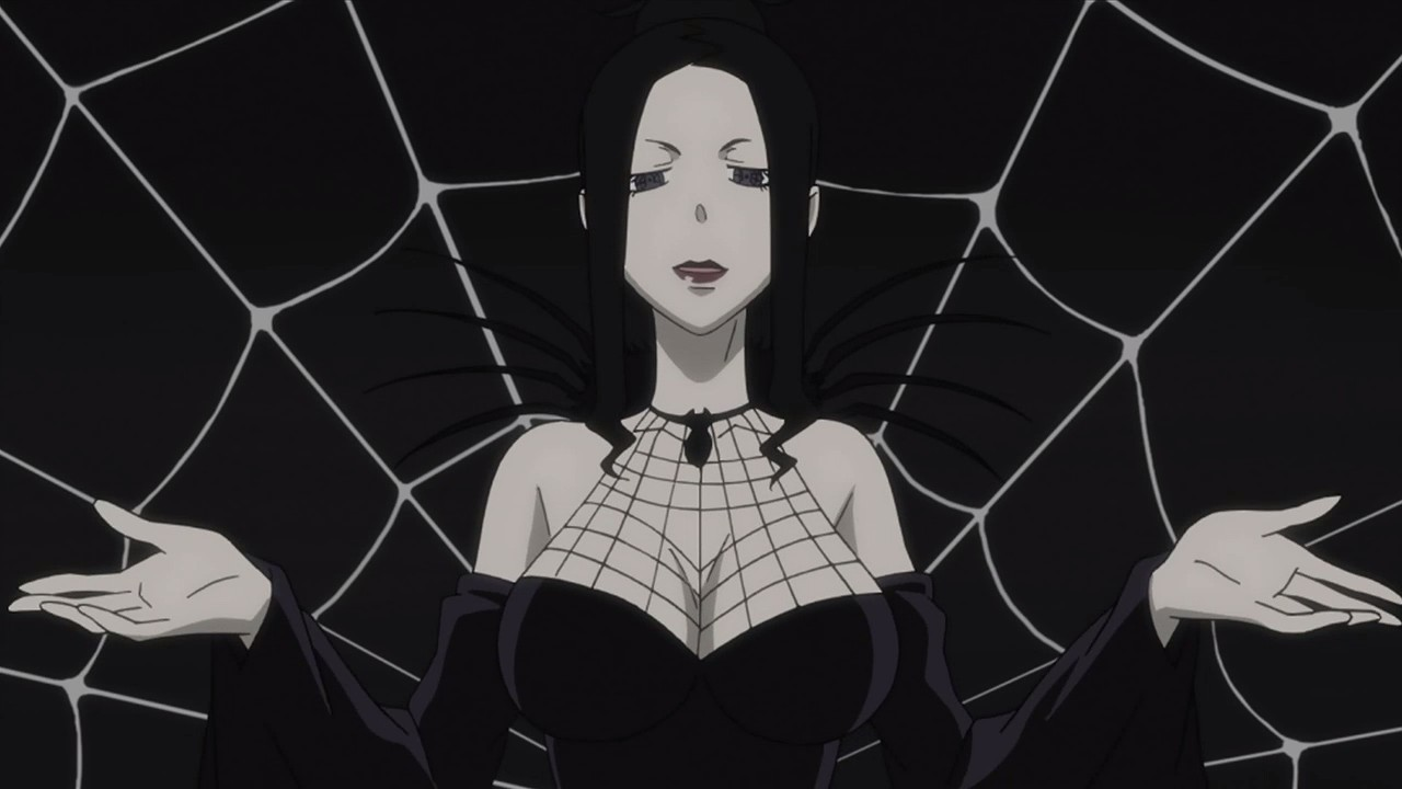 Image result for soul eater arachne
