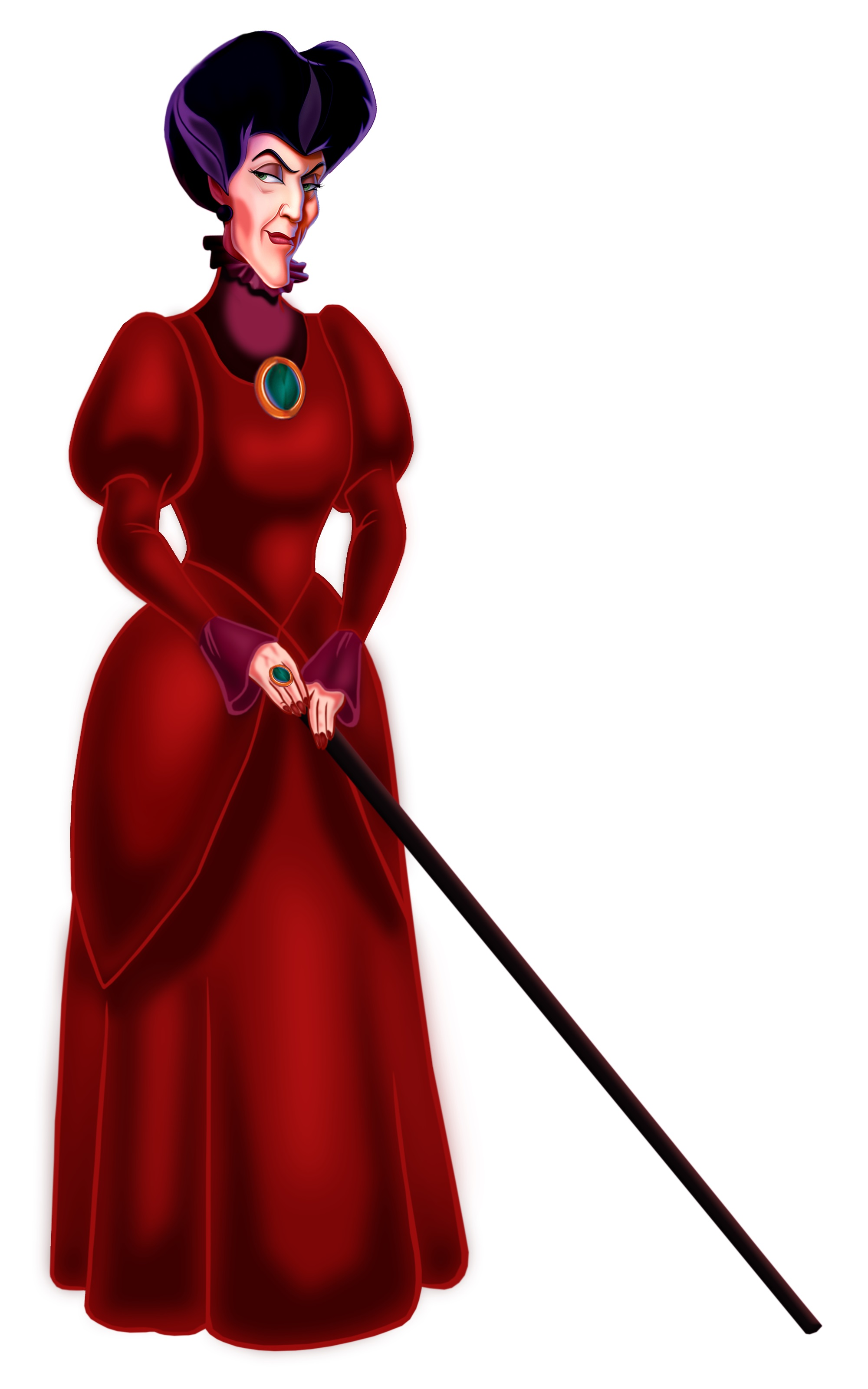Can you name these Disney villains Quiz - By ironmariodryyosh