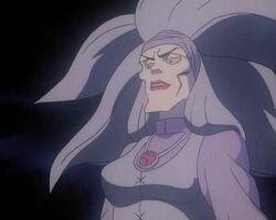 Evil Sarah Ravencroft