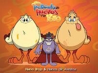 Huevo Brujo, Manotas, and Patotas