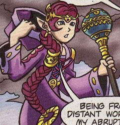 Mistress Merlina