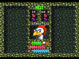 Scratch in Mean Bean Machine