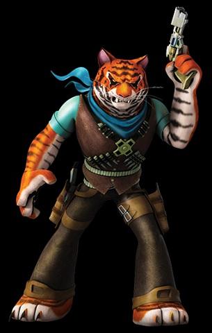 tmnt meet tiger claw ninja