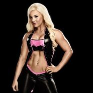 Dana Brooke Ring Gear