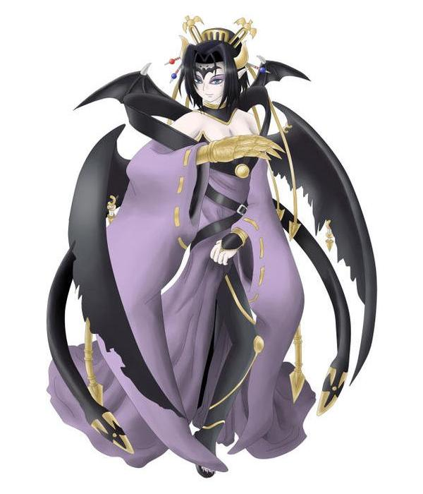 Image Gallery Lilithmon