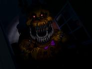 Fredbear Right Close