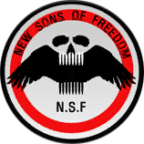 The New Sons of Freedom Logo