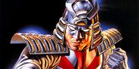 Silver Samurai (Marvel)