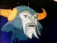 Unicron US Animated Head